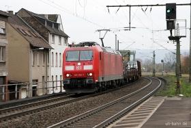 DB AG | 185 199-7 | Oberlahnstein | 25.11.2016 | (c) Uli Kutting