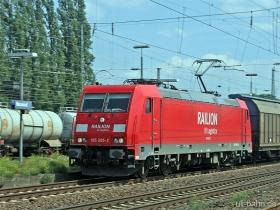 DB AG | 185 205-2 | Neuwied | 14.08.2007 | (c) Uli Kutting