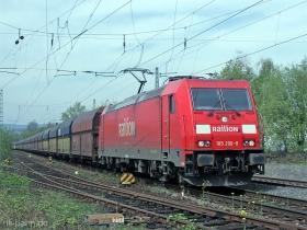 DB AG | 185 206-0 | Wiesbaden-Biebrich | 13.04.2007 | (c) Uli Kutting
