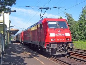 DB AG | 185 207-8 | 185 075-9 | Wiesbaden-Biebrich | 21.07.2006 | (c) Uli Kutting