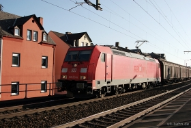 DB AG | 185 213-6 | Oberlahnstein | 20.12.2016 | (c) Uli Kutting