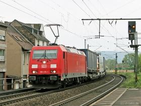 DB AG | 185 215-1 | Oberlahnstein | 28.04.2017 | (c) Uli Kutting
