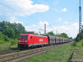 DB AG | 185 222-7 | Wiesbaden-Schierstein | 3.08.2006 | (c) Uli Kutting