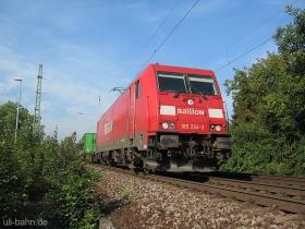 DB AG | 185 224-3 | Mainz Kostheim | 14.09.2006 | (c) Uli Kutting