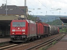 DB AG | 185 226-8 | Oberlahnstein | 17.08.2007 | (c) Uli Kutting
