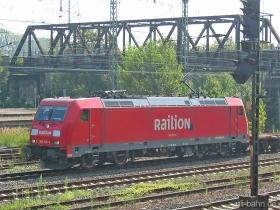 DB AG | 185 228-4 | Wiesbaden-Ost | 23.08.2006 | (c) Uli Kutting