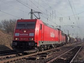 DB AG | 185 237-5 | 140 374-0 | Gau-Algesheim | 16.03.2007 | (c) Uli Kutting