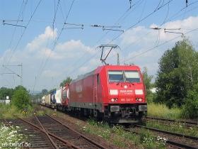 DB AG | 185 241-7 | Wiesbaden-Biebrich | 21.07.2006 | (c) Uli Kutting