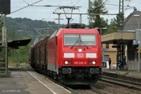 DB AG | 185 246-6 | Oberlahnstein | 28.09.2016 | (c) Uli Kutting