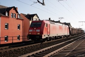 DB AG | 185 246-6 | Oberlahnstein | 20.12.2016 | (c) Uli Kutting