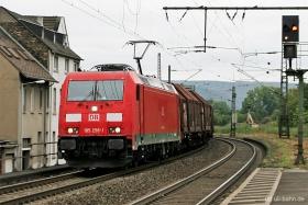 DB AG | 185 258-1 | Oberlahnstein | 28.09.2016 | (c) Uli Kutting