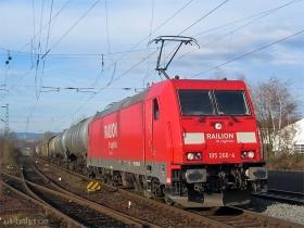 DB AG | 185 266-4 | Wiesbaden-Biebrich | 10.01.2007 | (c) Uli Kutting