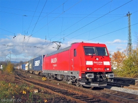 DB AG | 185 272-2 | Wiesbaden-Biebrich | 22.11.2006 | (c) Uli Kutting