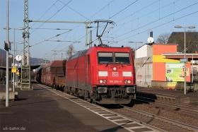 DB | 185 288-8 | Oberlahnstein | 20.12.2016 | (c) Uli Kutting