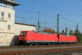 DB AG | 185 303-5 | Koblenz-Lützel | 2.11.2015 | (c) Uli Kutting
