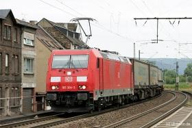 DB | 185 304-3 | Oberlahnstein | 28.09.2015 | (c) Uli Kutting