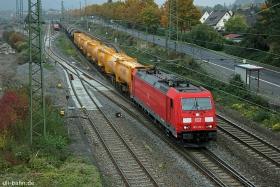 DB | 185 313-4 | Oberlahnstein | 20.10.2015 | (c) Uli Kutting