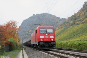 DB | 185 314-2 | Leutesdorf | 27.10.2015 | (c) Uli Kutting