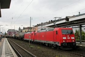 DB | 185 341-5 | 185 343-1 | Koblenz Hbf | 16.10.2015 | (c) Uli Kutting