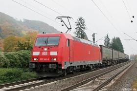 DB | 185 349-8 | Leutesdorf | 27.10.2015 | (c) Uli Kutting