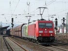 DB | 185 372-0 | 185 152-6 | Neuwied | 17.03.2010 | (c) Uli Kutting