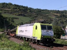 Captrain | 185 532-9 | Oberwesel | 3.08.2015 | (c) Uli Kutting