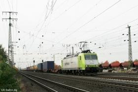Captrain | 185 532-9 | Koblenz Lützel | 30.10.2015 | (c) Uli Kutting