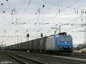 Crossrail | 185 525-3 | Koblenz-Lützel | 18.12.2015 | (c) Uli Kutting
