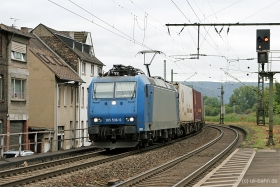 Crossrail | 185 536-0 | Oberlahnstein | 28.09.2016 | (c) Uli Kutting