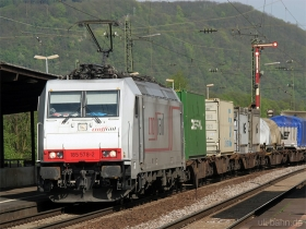 Crossrail | 185 578-2 | Oberlahnstein | 28.04.2008 | (c) Uli Kutting