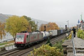 Crossrail | 185 594-9 | Oberwesel | 28.10.2015 | (c) Uli Kutting