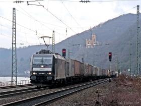 MRCE / Crossrail | 185 564-2 | Koblenz Königsbach | 10.01.2008| (c) Uli Kutting