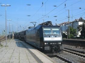 MRCE | 185 551-9 | Mainz Hbf | 23.08.2006 | (c) Uli Kutting