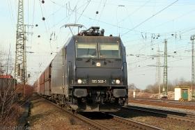 MRCE | 185 569-1 | Koblenz-Lützel | 28.02.2015 | (c) Uli Kutting