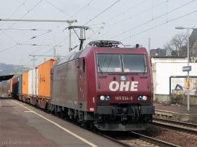 OHE | 185 534-5 | Oberlahnstein | 23.03.2010 | (c) Uli Kutting