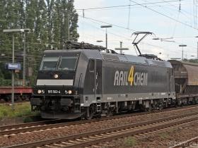 Rail4Chem | 185 563-4 | Neuwied | 13.07.2007 | (c) Uli Kutting