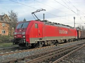 DB AG | 189 013-6 | Wiesbaden-Biebrich | 10.01.2007 | (c) Uli Kutting