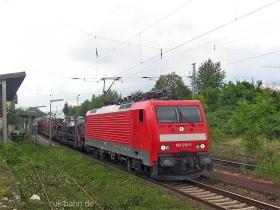 DB AG | 189 018-5 | Wiesbaden-Biebrich | 3.08.2006 | (c) Uli Kutting