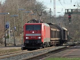 DB AG | 189 018-5 | Wiesbaden-Biebrich | 15.02.2007 | (c) Uli Kutting