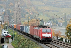 DB AG | 189 024-3 | Oberwesel | 28.10.2015 | (c) Uli Kutting