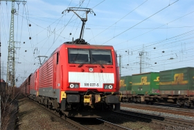 DB | 189 037-5 | 189 041-7 | Koblenz-Lützel | 28.2.2015 | (c) Uli Kutting