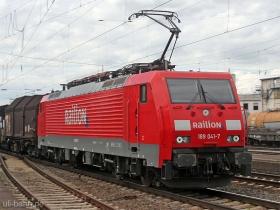 DB AG | 189 041-7 | Neuwied | 13.07.2007 | (c) Uli Kutting