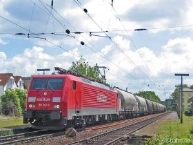 DB AG | 189 042-5 | Wiesbaden-Biebrich | 6.06.2006 | (c) Uli Kutting