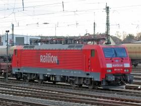 DB AG | 189 042-5 | Bischofsheim | 25.01.2007 | (c) Uli Kutting