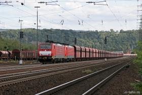 DB AG | 189 042-5 | Koblenz-Lützel | 27.09.2015 | (c) Uli Kutting