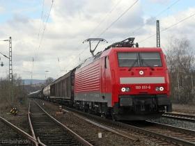DB AG | 189 051-6 | Wiesbaden-Biebrich | 2.03.2007 | (c) Uli Kutting