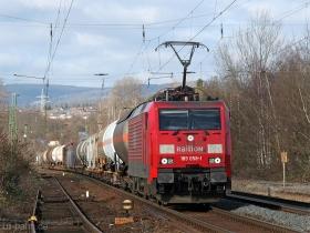 DB AG | 189 058-1 | Wiesbaden-Biebrich | 15.02.2007 | (c) Uli Kutting
