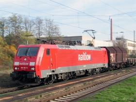 DB AG | 189 061-5 | Wiesbaden-Schierstein | 20.11.2006 | (c) Uli Kutting