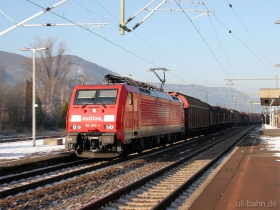 DB AG | 189 062-3 | Oberlahnstein | 9.01.2009 | (c) Uli Kutting