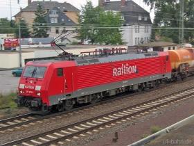 DB AG | 189 078-9 | Mainz Kastel | 4.10.2006 | (c) Uli Kutting